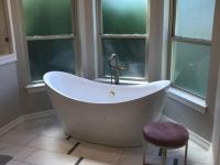 tub angled