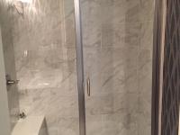 Secondary bath shower