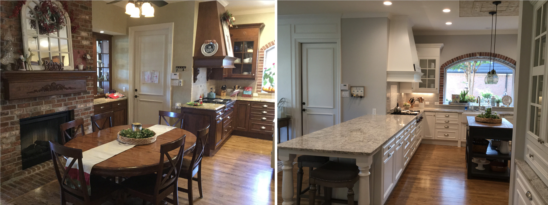 Kitchen 1 b&a