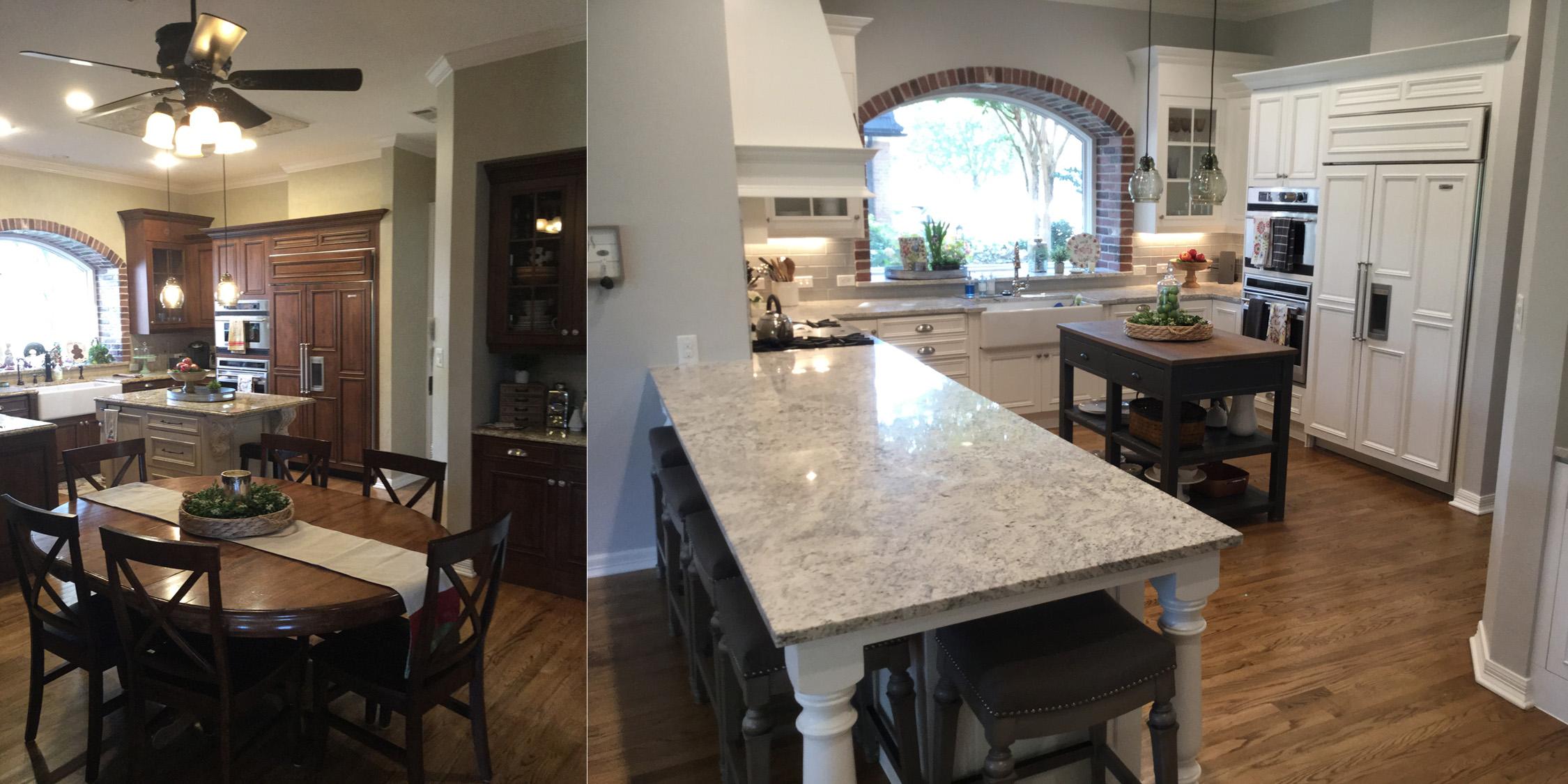 Kitchen 2 b&a