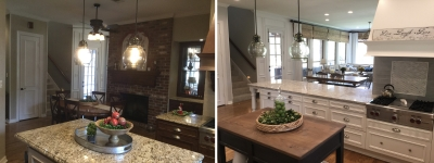 Breakfast nook b&a